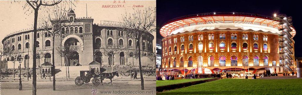 arenas barcelona
