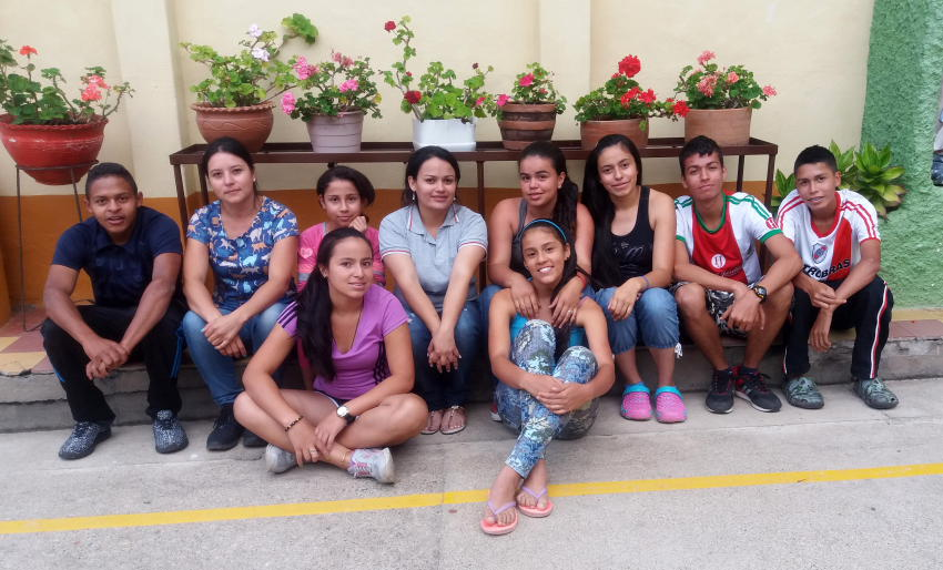 Hogar Juvenil Campesino Municipio de Jardín